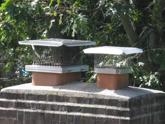 Chimney Caps For Pest Control Serving Nj Animals